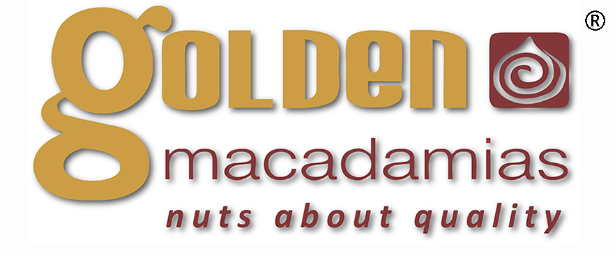 Golden Macadamias Logo